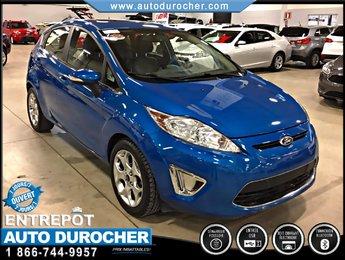 Ford Fiesta TITANIUM AUTOMATIQUE TOUT ÉQUIPÉ 2013