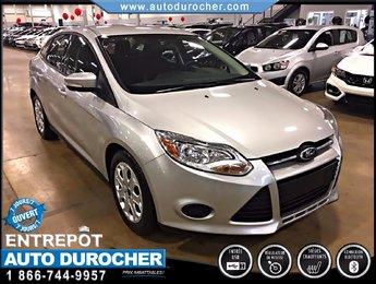 2013 Ford Focus SE AUTOMATIQUE TOUT ÉQUIPÉ BLUETOOTH AIR CLIMATISÉ