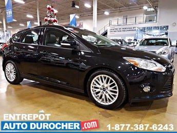 2013 Ford Focus SE - AUTOMATIQUE - AIR CLIMATISÉ - TOIT OUVRANT