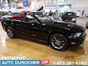 2012 Ford Mustang V6 Premium 2012 - PRINTEMPS HATIF - JANTES