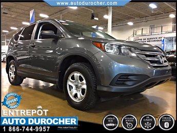 Honda CR-V LX - TOUT ÉQUIPÉ - 4X4 - CAMÉRA DE RECUL - MAGS 2013