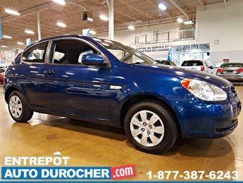 2011 Hyundai Accent ÉCONOMIQUE