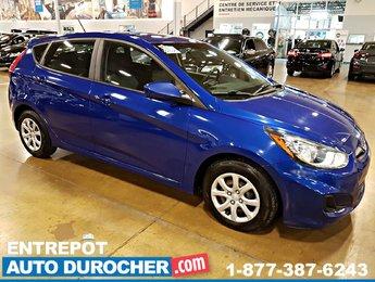 2012 Hyundai Accent GL Automatique - AIR CLIMATISÉ - Groupe Électrique