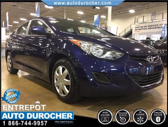 Hyundai Elantra GL TOUT ÉQUIPÉ SIÈGES CHAUFFANTS 2012
