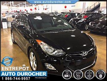 2013 Hyundai Elantra GLS MANUELLE TOUT ÉQUIPÉ BLUETOOTH TOIT OUVRANT