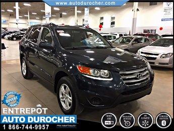 Hyundai Santa Fe GL AUTOMATIQUE TOUT ÉQUIPÉ BLUETOOTH 2012