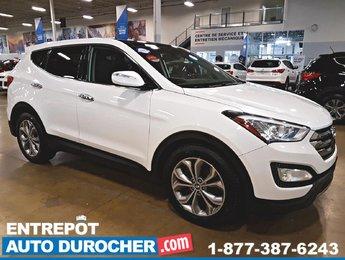 2013 Hyundai Santa Fe LUXURY AWD TOIT OUVRANT, CAMÉRA DE RECUL, CUIR
