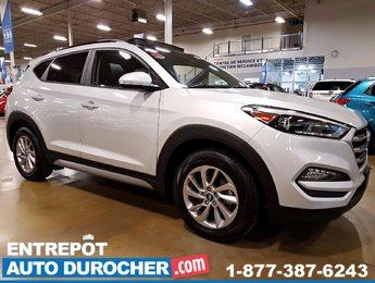 2017 Hyundai Tucson AUTOMATIQUE - AWD - TOIT OUVRANT- CUIR