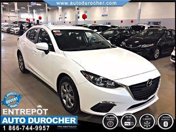 2014 Mazda Mazda3 GX AUTOMATIQUE TOUT ÉQUIPÉ BLUETOOTH