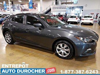 2014 Mazda Mazda3 GX-SKY - AIR CLIMATISÉ - BLUETOOTH