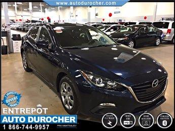 Mazda Mazda3 GX-SKY  BLUETOOTH  GROUPE ÉLECTRIQUE 2014
