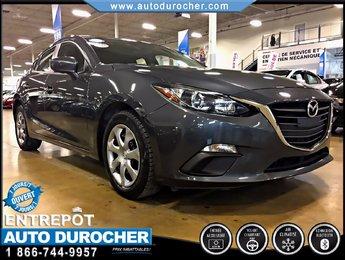 Mazda Mazda3 GX-SKY - AIR CLIMATISÉ - SIÈGES CHAUFFANTS 2014
