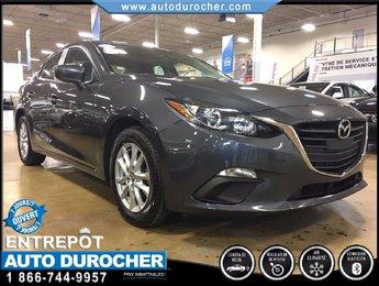 Mazda Mazda3 GS-SKY - AIR CLIMATISÉ - CAMÉRA DE RECUL 2014