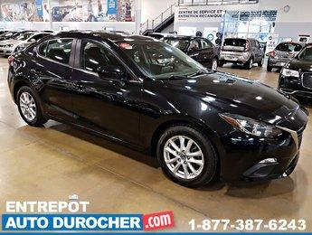 2014 Mazda Mazda3 GS-SKY Automatique - A/C - Caméra de Recul
