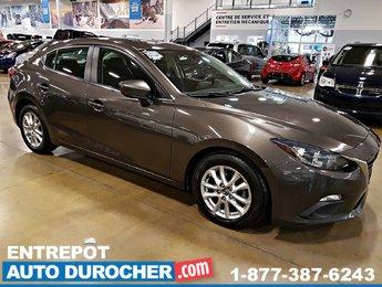 2014 Mazda Mazda3 GS Automatique - AIR CLIMATISÉ - Caméra de Recul