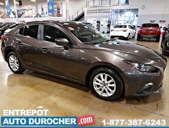 2015 Mazda Mazda3 GS - AIR CLIMATISÉ - Caméra de Recul