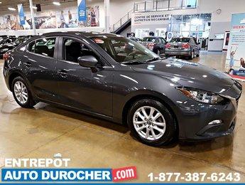 2015 Mazda Mazda3 GS Automatique, NAVIGATION - A/C - Caméra de Recul