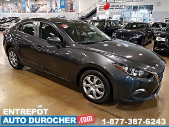 2015 Mazda Mazda3 GX - GROUPE ÉLECTRIQUE - Économique