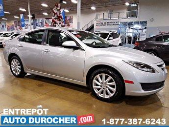 2013 Mazda Mazda6 AUTOMATIQUE - AIR CLIMATISÉ - GROUPE ÉLECTRIQUE