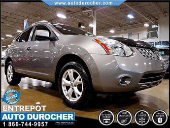 Nissan Rogue AUTOMATIQUE - 4X4 - AIR CLIMATISÉ - TOIT OUVRANT 2010