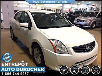 2012 Nissan Sentra 2.0 AUTOMATIQUE TOUT ÉQUIPÉ AIR CLIMATISÉ