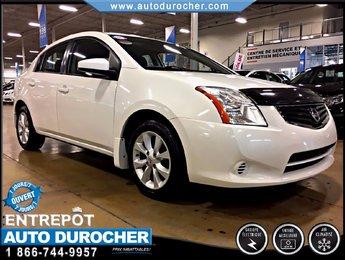 2012 Nissan Sentra AUTOMATIQUE GROUPE ÉLECTRIQUE AIR CLIMATISÉ