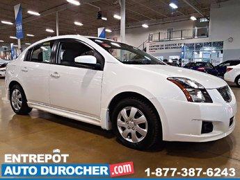 2012 Nissan Sentra AUTOMATIQUE - AIR CLIMATISÉ - GROUPE ÉLECTRIQUE