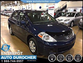 2011 Nissan Versa 1.6 S TOUT ÉQUIPÉ AUXILLIAIRE