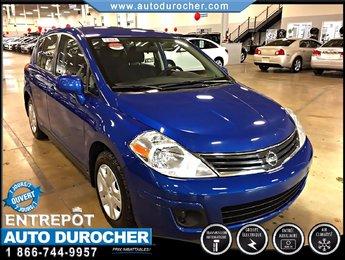 Nissan Versa 1.8S AUTOMATIQUE TOUT ÉQUIPÉ 2012