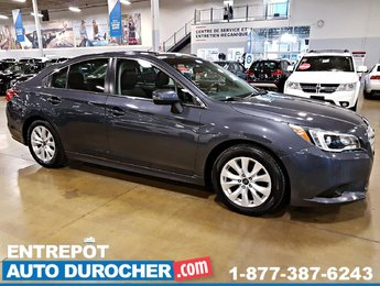 2015 Subaru Legacy 2.5i Touring AWD - TOIT OUVRANT - Caméra de Recul