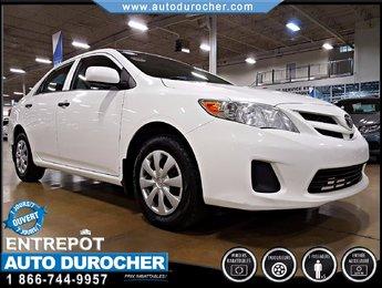 2012 Toyota Corolla AUTOMATIQUE