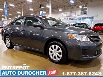 Toyota Corolla AUTOMATIQUE - ÉCOMOMIQUE 2013