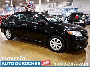 Toyota Corolla AUTOMATIQUE - ÉCONOMIQUE 2013