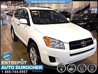 2012 Toyota RAV4 Base AUTOMATIQUE TOUT ÉQUIPÉ AWD BAS KILOMÈTRAGE