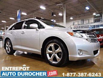 2011 Toyota Venza AUTOMATIQUE - AIR CLIMATISÉ - TOIT OUVRANT