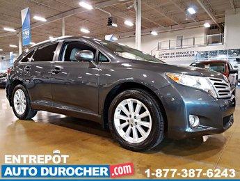 2012 Toyota Venza AUTOMATIQUE - AIR CLIMATISÉ