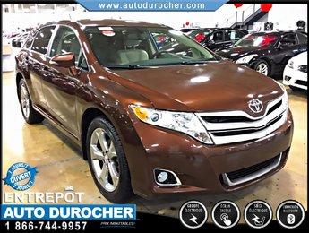 2014 Toyota Venza AUTOMATIQUE TOUT ÉQUIPÉ AWD CUIR BLUETOOTH