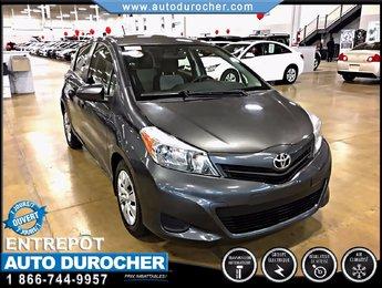 Toyota Yaris LE AUTOMATIQUE TOUT ÉQUIPÉ 2013