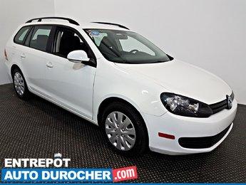 2014 Volkswagen Golf wagon Trendline AIR CLIMATISÉ - Groupe Électrique