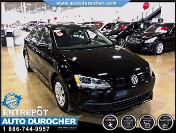 Volkswagen Jetta Sedan TRENDLINE AUTOMATIQUE TOUT ÉQUIPÉ SIÈGE CHAUFFANTS 2013