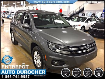 2013 Volkswagen Tiguan 4 MOTION AWD SIÈGES CHAUFFANTS BLUETOOTH
