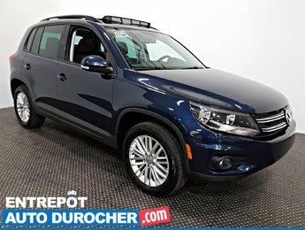2015 Volkswagen Tiguan AWD TOIT OUVRANT - Automatique - A/C -