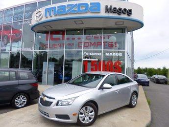 Chevrolet Cruze 2012 LT TURBO 54000KM AUTOMATIQUE
