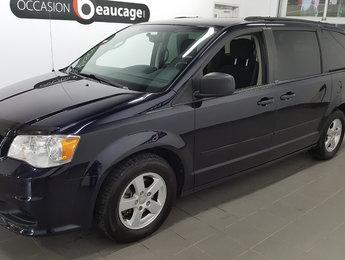 Dodge Grand Caravan 2011 SXT, A/C AV/ARR, stow n'go, mags