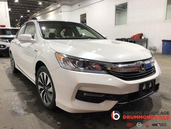 Honda Accord Hybrid 2017 HYBRIDE- 2.0L- AUTOMATIQUE- CAMÉRA- DÉMARREUR!
