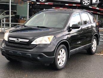 Honda CR-V 2009 EX-L*CUIR*BI-ZONES*SIEGES CHAUFF*CRUISE*TOIT*MAGS*