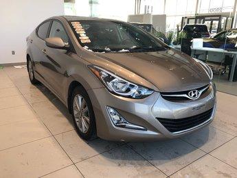Hyundai Elantra 2014 GLS AUTOMATIQUE BAS KILO