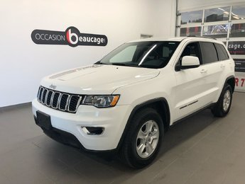 Jeep Grand Cherokee 2017 Laredo, caméra recul, bluetooth