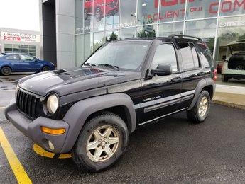 Jeep Liberty 2003 144 000KMSPORT 4X4 AUTOMATIQUE