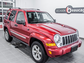 Jeep Liberty 2006 LIMITED 4X4 A PRIX IMBATTABLE